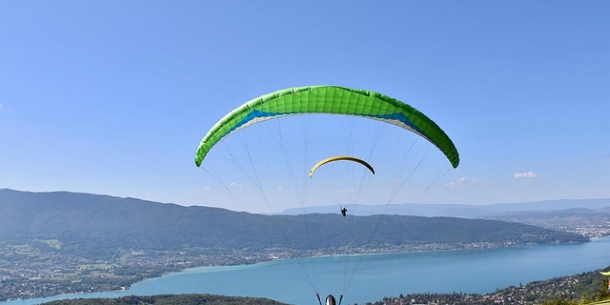 Les bons conseils pour faire son premier vol en parapente à Annecy