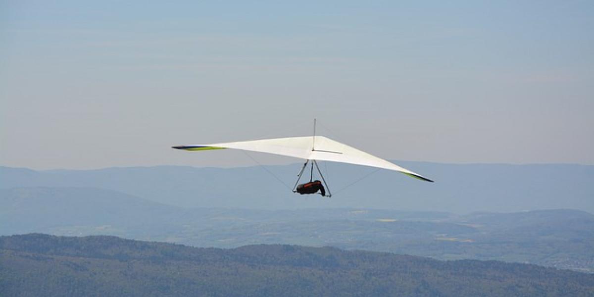 Comment fonctionne un deltaplane ?