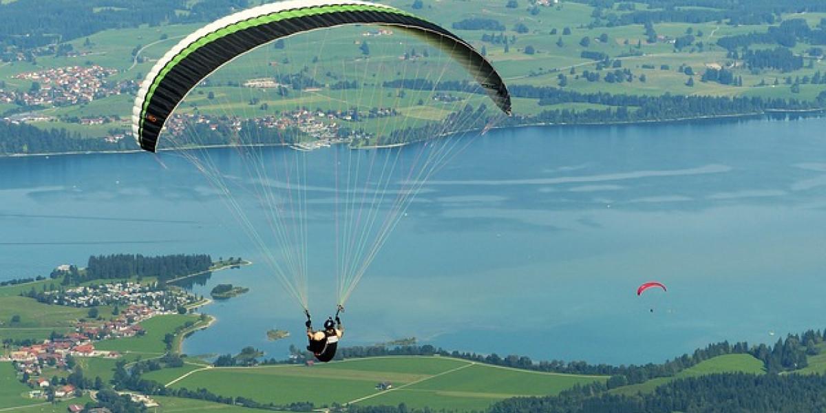 Où faire du parapente en Haute-Savoie ?