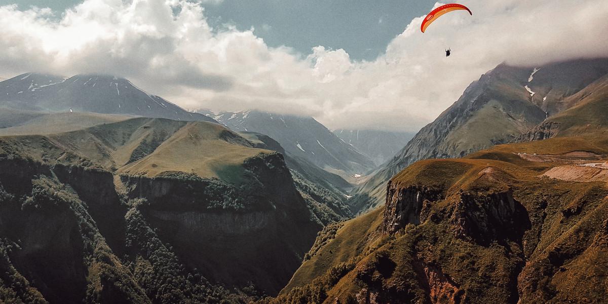 Le vol canyoning : un souvenir sensationnel