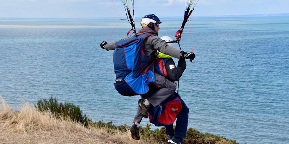 Comment s'habiller pour un vol en parapente ?